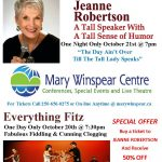 Laugh with Jeanne Robertson