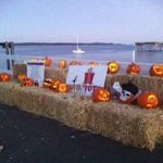 Pumpkins on the Pier 2014